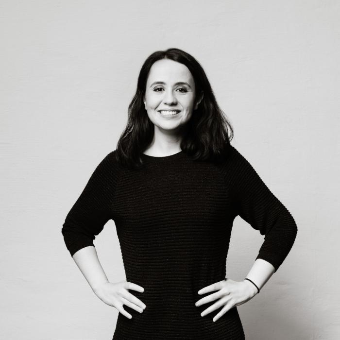 Portrait of Amel Ouaïssa
