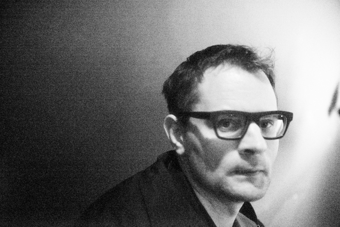 Portrait of Florian Cramer.