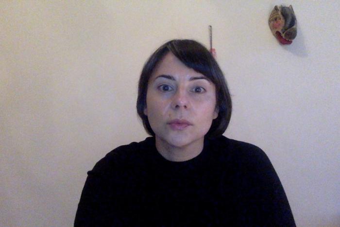 Portrait of Ana Teixeira Pinto