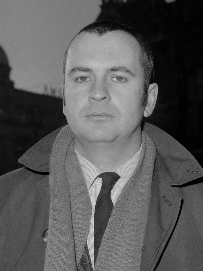 Portrait of Johan van der Keuken