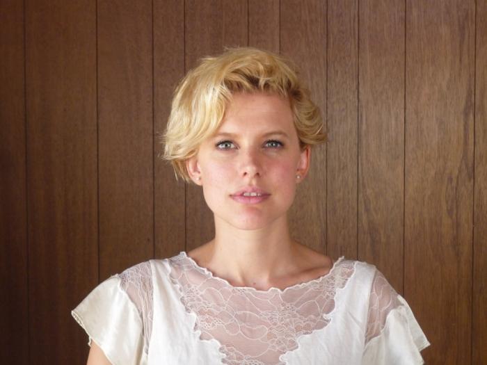 Portrait of Jasmijn Visser