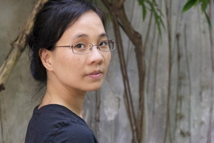 Portrait of Nguyen Trinh Thi