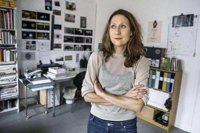 Portrait of Lina Selander