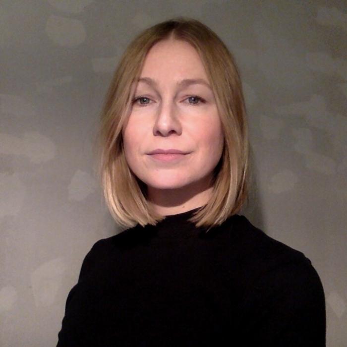 Portrait of Inga Seidler