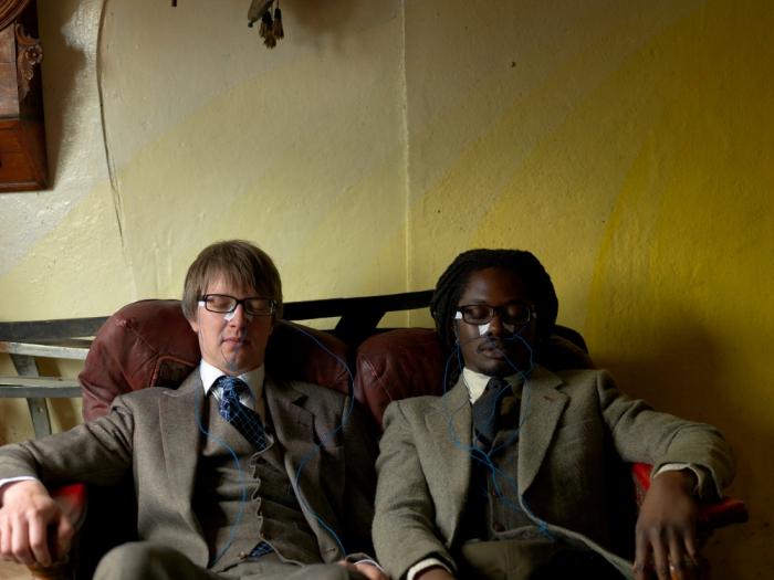 Larry Achiampong & David Blandy