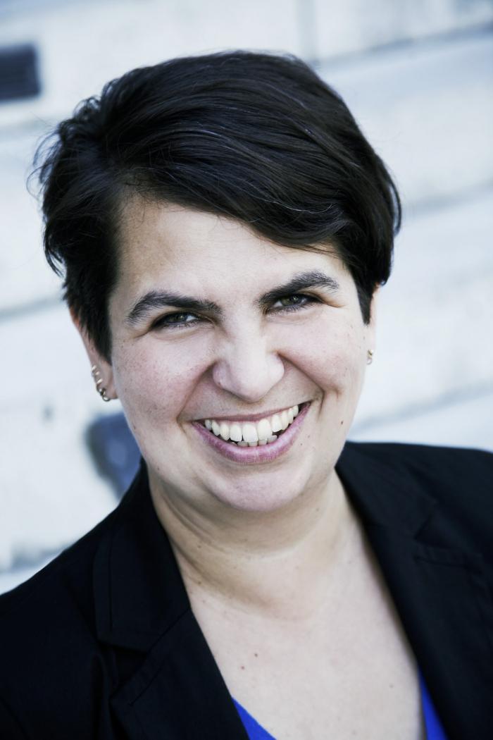 Portrait of Valie Djordjevic