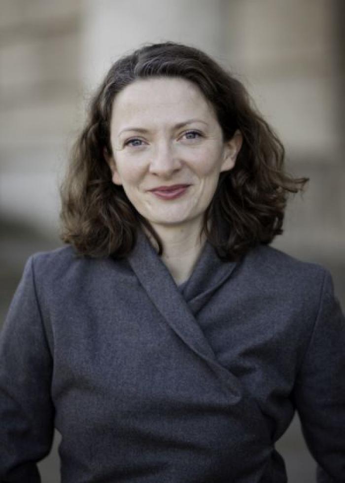 Julienne Lorz photographed by Jörg Koopmann