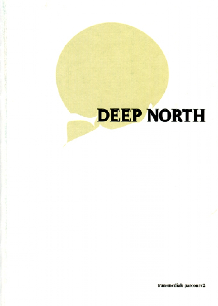 Cover DEEP NORTH - transmediale parcours 2