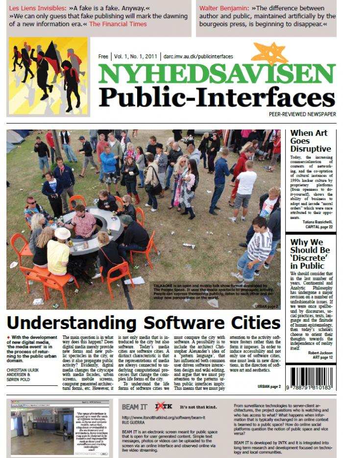 Cover Public Interfaces